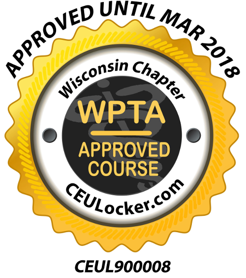 Continuing Education Approval Information Wisconsin Physical